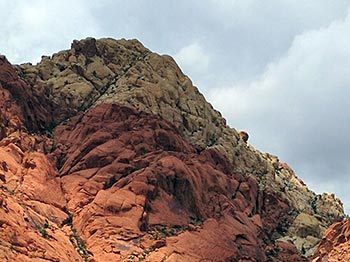 Calico Tank Peak Red Rock