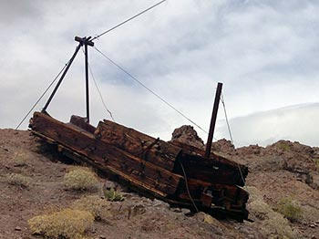 Historic Mining Equipment